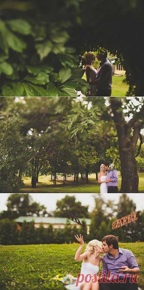 Сон наяву: свадьба Алексея и Светланы - WeddyWood