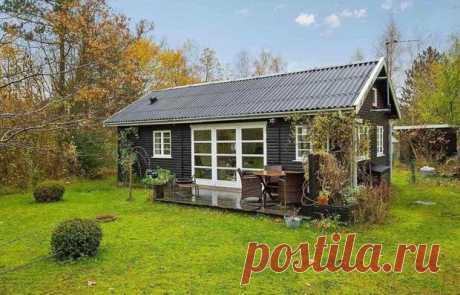 6 маленьких и уютных загородных домиков | INMYROOM.RU | Яндекс Дзен
