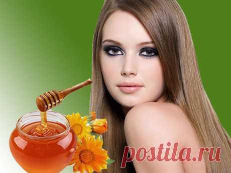 Мед от выпадения и для роста волос: попробуйте, не пожалеете! | Блог о секретах женской красоты | Яндекс Дзен