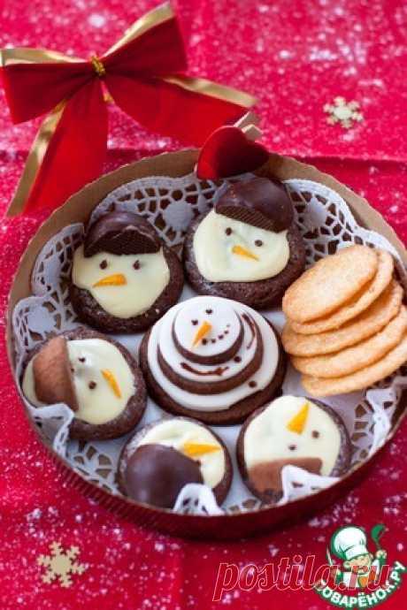 Tres ideas para el regalo. La cocción de Año Nuevo - la receta de cocina