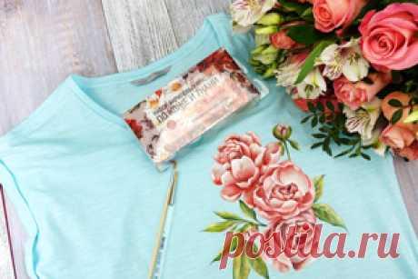 Как сделать роспись футболки акриловыми красками? Роспись футболки акриловыми красками по ткани.