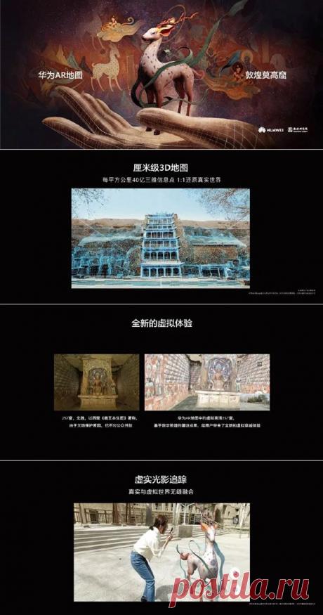 Huawei P40 получил эксклюзивное приложение AR Map | Super-Blog