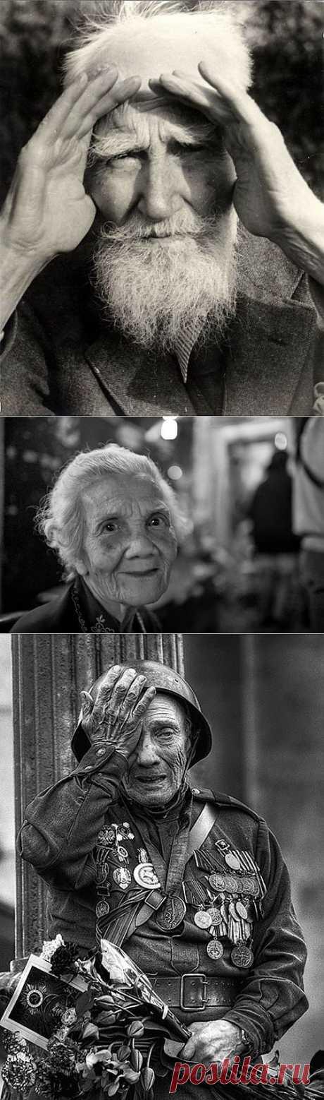 15 фотографий старости, заставляющих задуматься | Искусство