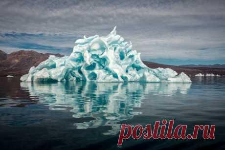 Завораживающая Гренландия: фото Майкл Куинн