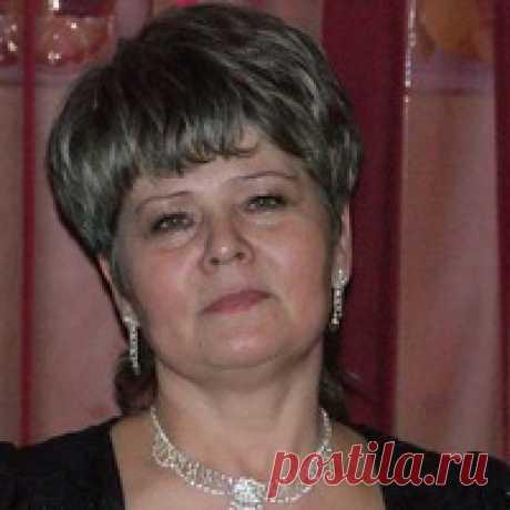 Валентина Гордеева