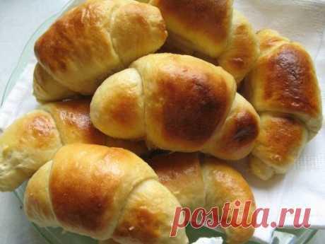 Булочки с марципаном - Горбушка хлеба — LiveJournal