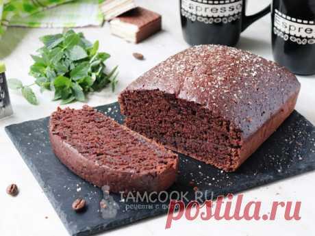 Сумасшедший пирог (Crazy Cake) — рецепт с фото Пирог условно похож на брауни. С такой же влажной шоколадной структурой и сахарной корочкой. Только используются постные ингредиенты.