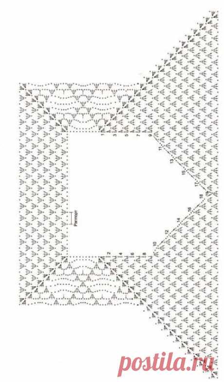 свитер крючком реглан сверху схемы: 6 тыс изображений найдено в Яндекс.Картинках