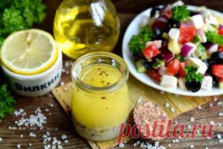Заправка для овощного салата: вкусные рецепты (соусы), с чем приготовить заправку (с оливковым маслом, бальзамическим уксусом, цитрусом)