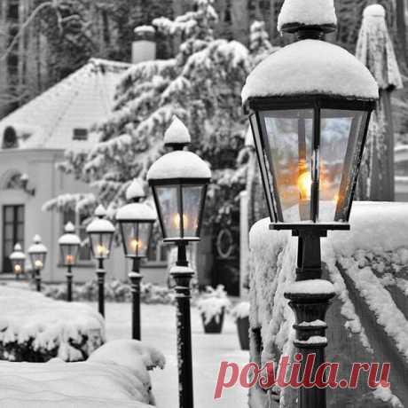 Зима — это кусочек волшебства. Л.Н. Толстой
