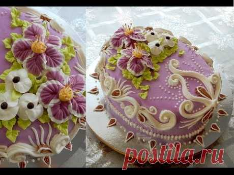 DECORATION of CAKES, VIVIENNE Cake from SWEET BEAUTY SWEET KPACOTA, CAKE DECORATION