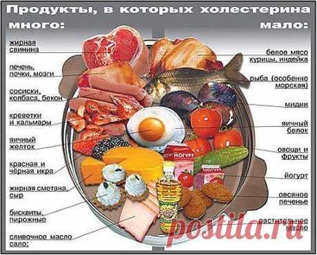 Правильное питание-залог здоровья и красоты.