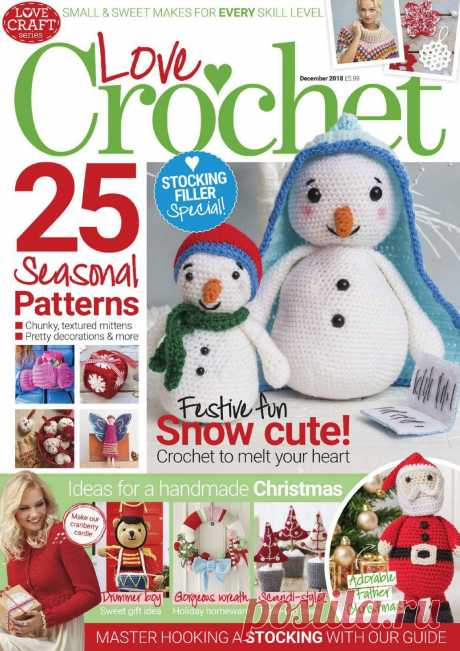 Love Crochet December 2018