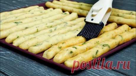Есть дома КАРТОФЕЛЬ? Шикарный УЖИН ЗА КОПЕЙКИ!!! ☆ Просто, Дешево и Вкусно!!! ☆ Картофельные палочки