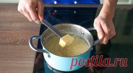Пшенная каша на молоке, пошаговый рецепт с фото