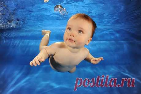 Why to the kid pool?