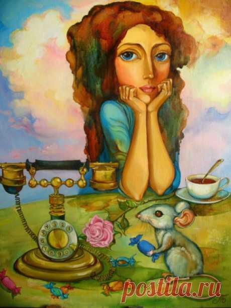 """Психолог Оксана Фадеева. """"Необязательно вставать в полшестого утра..."""""""