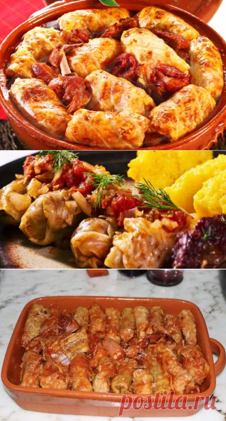 Голубцы по-румынски: в 3 раза вкуснее наших. Записывайте рецепт | Кулинарушка - Вкусные Рецепты