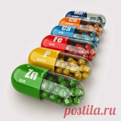 7 симптомов нехватки витаминов и как ее восполнить.
