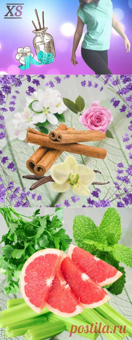 """''Ароматерапия"""": ароматы, от которых мы худеем"""