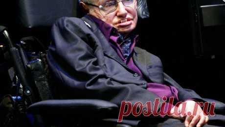 Стивен Хокинг назвал черные дыры путем в альтернативную Вселенную - Новости Общества - Новости Mail.Ru