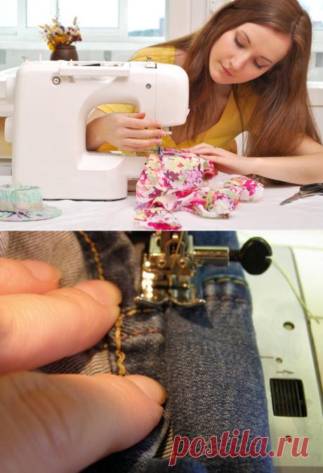 El consejo para la costurera. ¿Si su máquina deja pasar en los lugares gordos? »El Mundo femenino