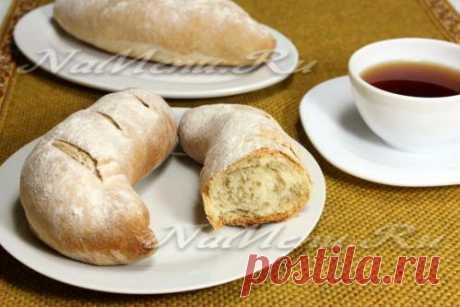 Домашний хлеб в духовке от Ксавьера Баррига