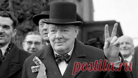 Уинстон Черчиль-секрет успеха, который помог стать ему известным политиком