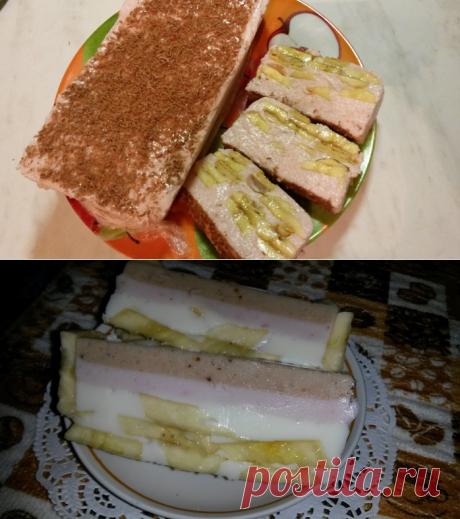 Быстрый вкусный рецепт десерта без выпечки