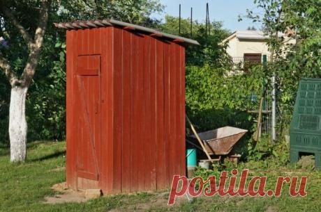 Решаем деликатные проблемы. Как создать комфорт в дачном туалете?
