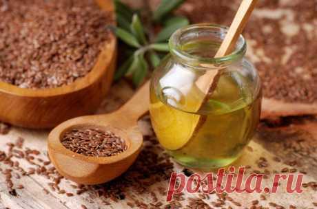 Льняное масло для лица от морщин - рецепты домашних масок