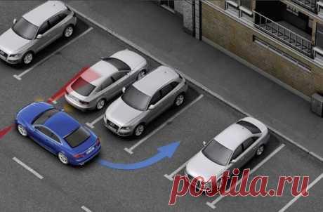 Как безопасно парковаться задним ходом, если опыта вождения совсем мало