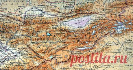 О горах Средней Азии | Популярная наука | Яндекс Дзен