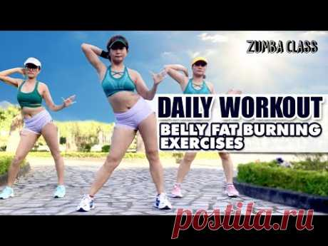Daily Workout Belly Fat Burning Exercises l 26 Minutes Workout For Beginners l Zumba Class