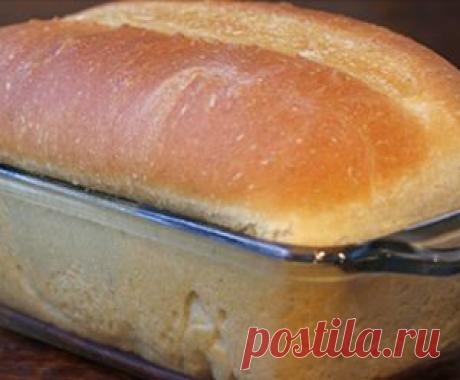 Вкуснейший хлеб в духовке - МирТесен