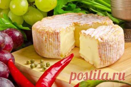 Домашний французский сыр: вкусно, просто и дешево!  Я не покупаю сыр в магазине, потому что там столько добавок, что страшно кушать.  Готовлю сама по рецепту, привезенному из Франции. Делюсь с вами!  Рецепт домашнего французского сыра Ингредиенты:  0,…