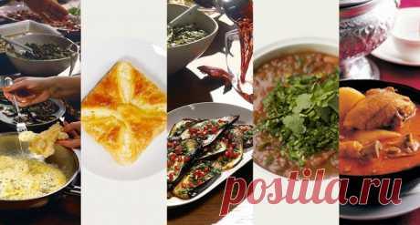 15 рецептов грузинской кухни – «Еда»
