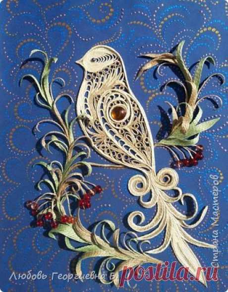 Райская птица | Страна Мастеров