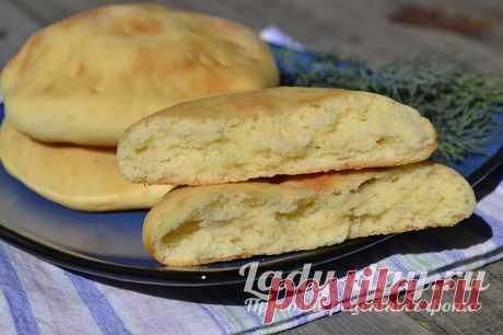 Лепешки на кефире в духовке, рецепт с фото | Простые рецепты с фото