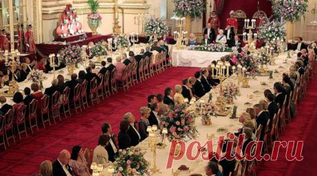 Шикарная королевская кухня. А ты знаешь, какую еду едят члены королевской семьи и сколько поваров на них работает?