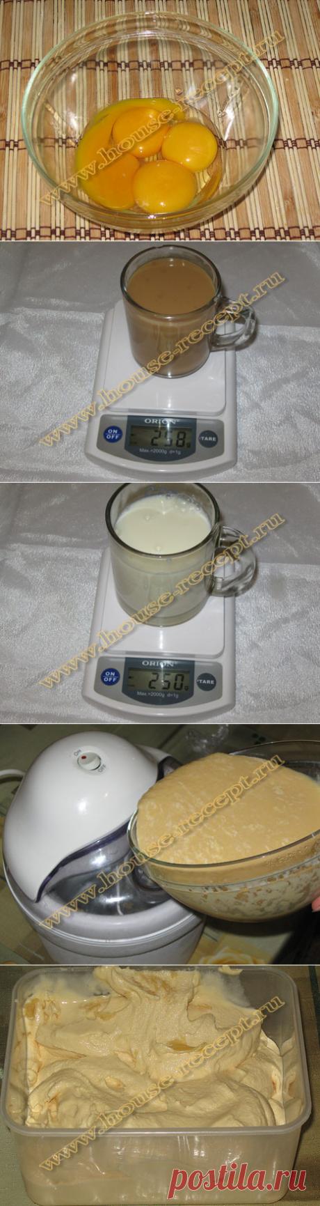 Рецепт и приготовление мороженого в мороженице. Простое и вкусное домашнее мороженое.