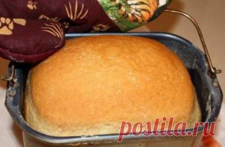 Рецепт хлеба.