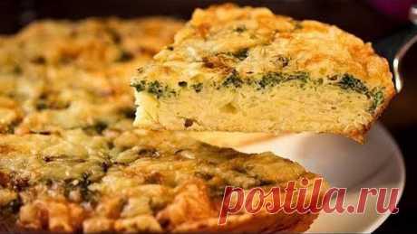 Закусочный торт, всего за 5 минут! | Appetitno.TV
