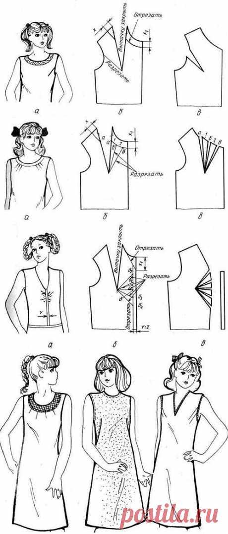 ТЕХ 8 Ибрагимова: Моделирование нагрудной вытачки