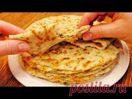 Рецепт для Ленивых :) Хачапури На Сковороде