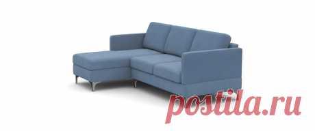 Угловой диван Bruno Club ᐈ Купить в магазине мебели Pufetto по выгодной цене