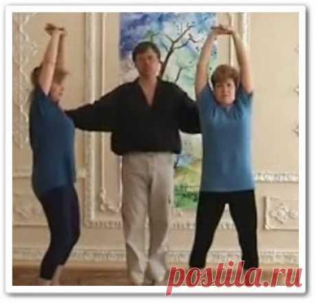 Эти упражнения вылечат самую большую грыжу позвоночника (видеоурок)