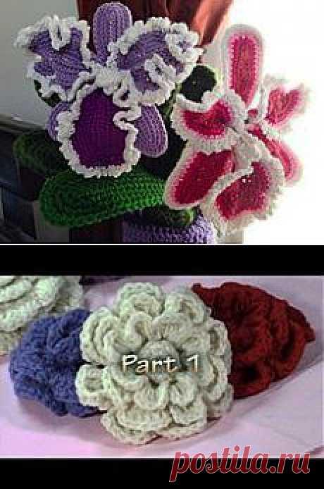 Regina Chappell Young приколол(а) это к доске Another Crochet Board!!…