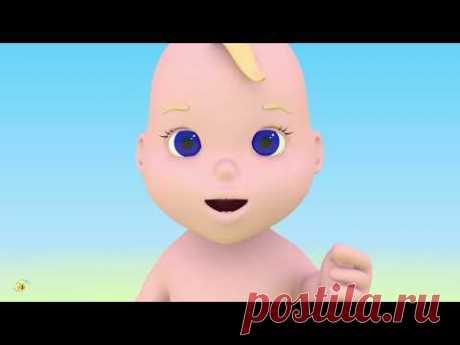 Учимся с Масиком: лицо. Развивающий мультфильм от 12 до 36 месяцев