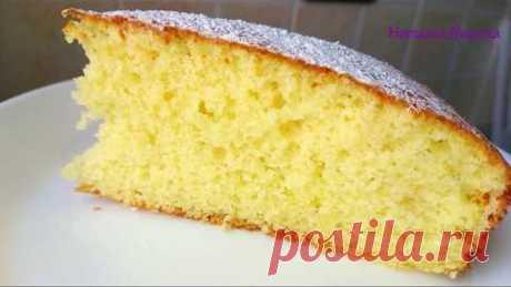 ИТАЛЬЯНСКИЙ Пирог без ВЕСОВ или 12 ложек